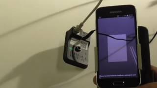 FA703IP installatie op WiFi netwerk