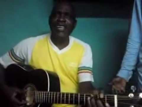 Monju Paul`s visit to Studio Makassi Douala.MP4