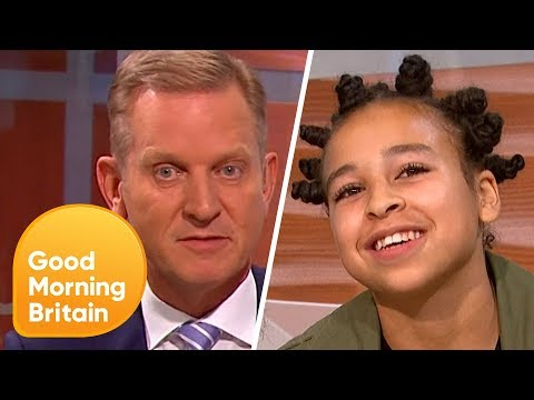 Jeremy Kyle Outsmarted by Child Geniuses | Good Morning Britain