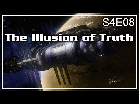 Babylon 5 Ruminations S4E08: The Illusion Of Truth