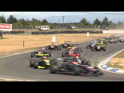 Toyota Racing Series - 2015 - Round 1 -  Ruapuna