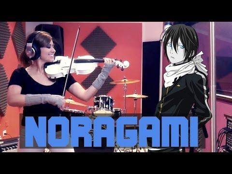 NORAGAMI ❤ VIOLIN ANIME COVER!