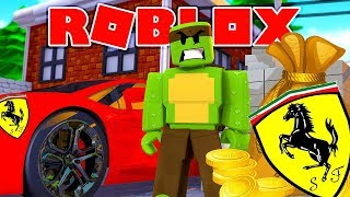 Roblox - NEW FERRARI AND MONSTER TRUCK JAILBREAK UPDATE! $1,000,000!!!