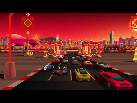Horizon Chase Turbo - 70. Master Tournament China