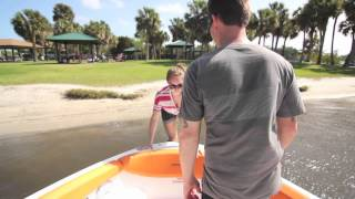 PROPER BOAT BEACHING - Sea-Doo Boat