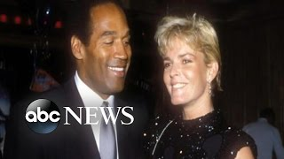 O.J. and Nicole Brown Simpson