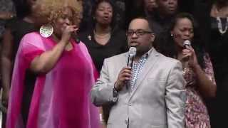 Kurt Carr &The Kurt Carr Singers At West Angeles COGIC 2013 HD