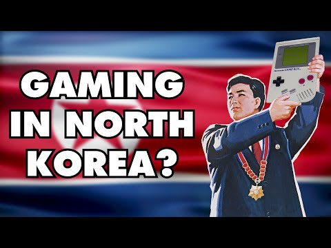 What is gaming like in North Korea?