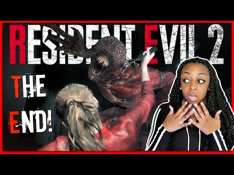 ALWAYS DOUBLE TAP!! | Resident Evil 2 Remake Finale Gameplay!!!