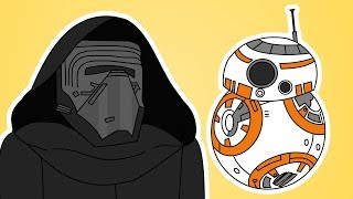 The Story of Star Wars The Force Awakens in 3 Minutes!