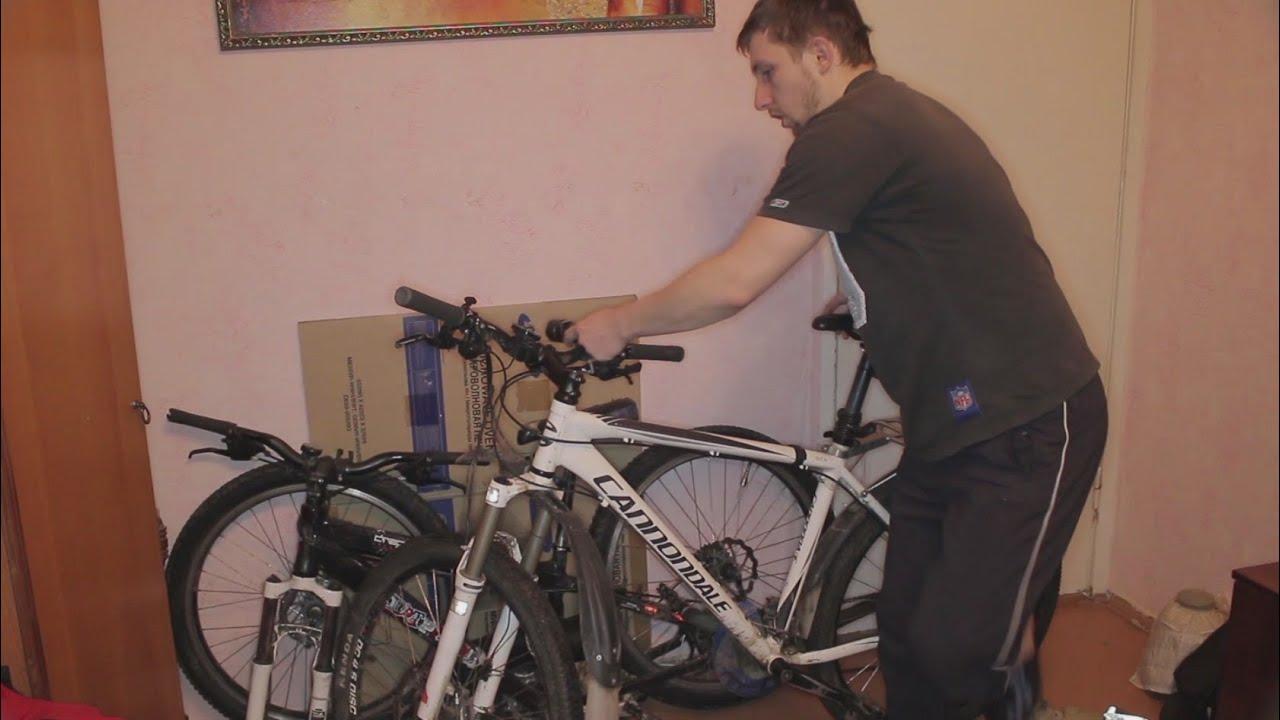 Глава Одинцовского района прокатился до работы на велосипеде - YouTube