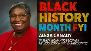 Black History Month FYI: Alexa Canady | The View