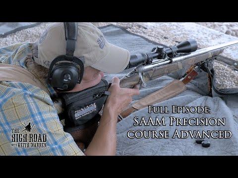 Keith Warren | FTW SAAM Precision Course ADVANCED