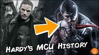 Tom Hardy in the MCU is a Long time Coming