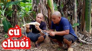 Lươn Ôm Củ Chuối - Ẩm Thực Đầu Trọc | Sơn Dược Vlogs #142