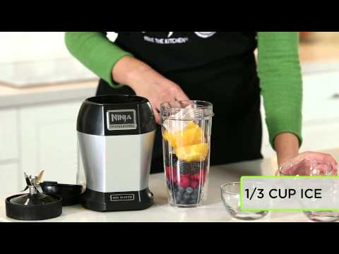 Fruit Smoothie Recipe by Nutri Ninja®   Berries Galore Drink
