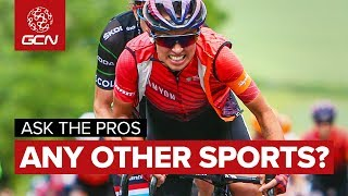 Do You Play Any Other Sports Outside Of Cycling? | Ask The Pros At The Ovo Women's Tour