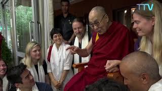བོད་ཀྱི་བརྙན་འཕྲིན་གྱི་ཉིན་རེའི་གསར་འགྱུར། ༢༠༡༩།༠༧།༡༧ Tibet TV Daily News- July 17, 2019