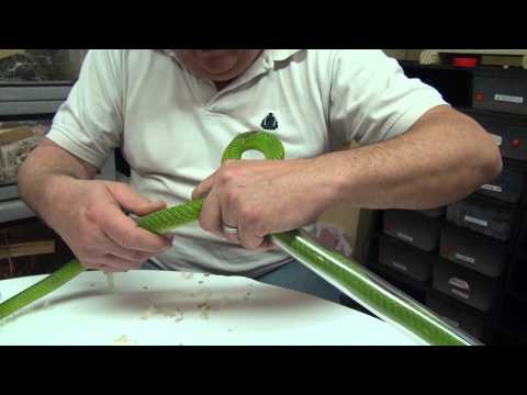 Shedding Green Mamba