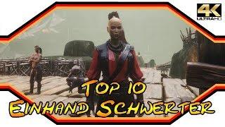 Conan Exiles ★ Top 10 Einhand Schwerter ★ Guide [4k]