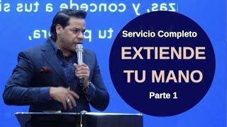 Extiende Tu Mano || Servicio En Vivo || Pastores Geovanny Y Sondy Ramirez 3.16.19.