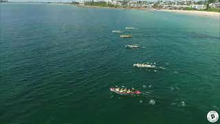 2021 Aussies - Under 19 Male Surf Boat Final