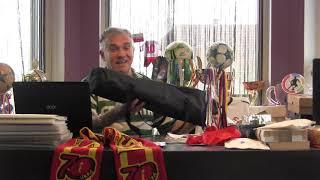 Unboxing Nowego Statywu pod Camere-Prezent od Roberta z Kłodzka & Taty Piłkarza