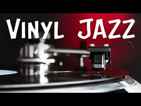 Smooth Vinyl JAZZ - Relaxing Instrumental Bossa Nova JAZZ Music for Stress Relief