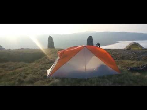 Yorkshire Dales Wildcamp Wild Boar Fell 4th June 2016