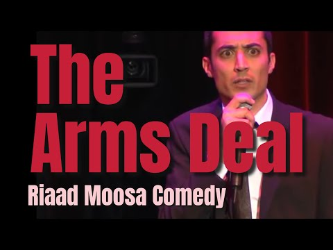 Arms deal - Riaad Moosa Comedy