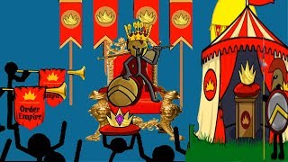 Stick War Legacy | Stickman Sparetron New KING of INAMORTA - Android Game HACK