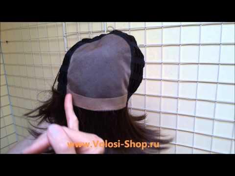 видео: www volosi shop ru  Парик  9660 hh mono 4