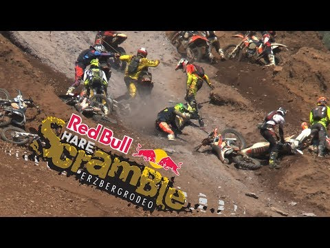 Erzbergrodeo 2018 - Red Bull Hare Scramble & 4 Days Best Action