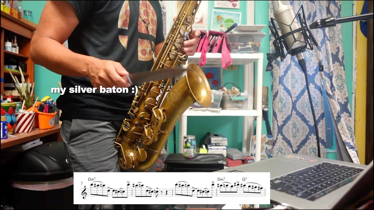 Improving the Left Hand on Saxophone