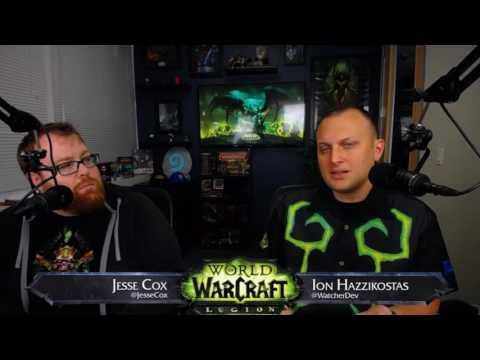 Jesse Cox & Ion Hazzikostas Discuss Legacy Servers