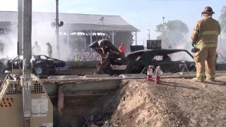 Bash For Cash 2015 Crazy OLD IRON Chain Class