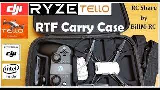 DJI Ryze Tello RTF Carry Case