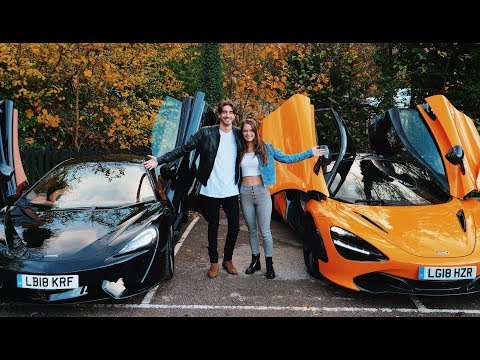 THE FASTEST CAR I'VE EVER DRIVEN!!! (MCLAREN 570GT) | Harry Baron