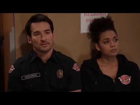 Download Travis and Victoria past scene - Station 19 season 4 episode 9