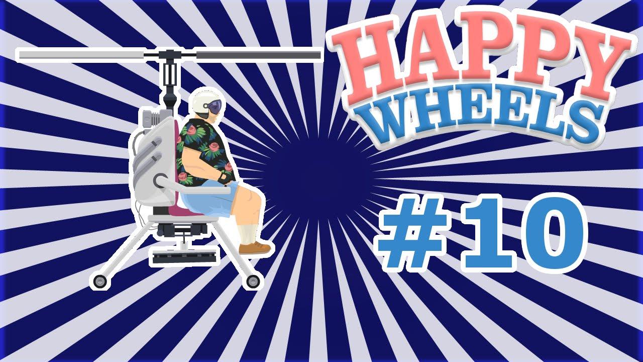 happy wheel 10