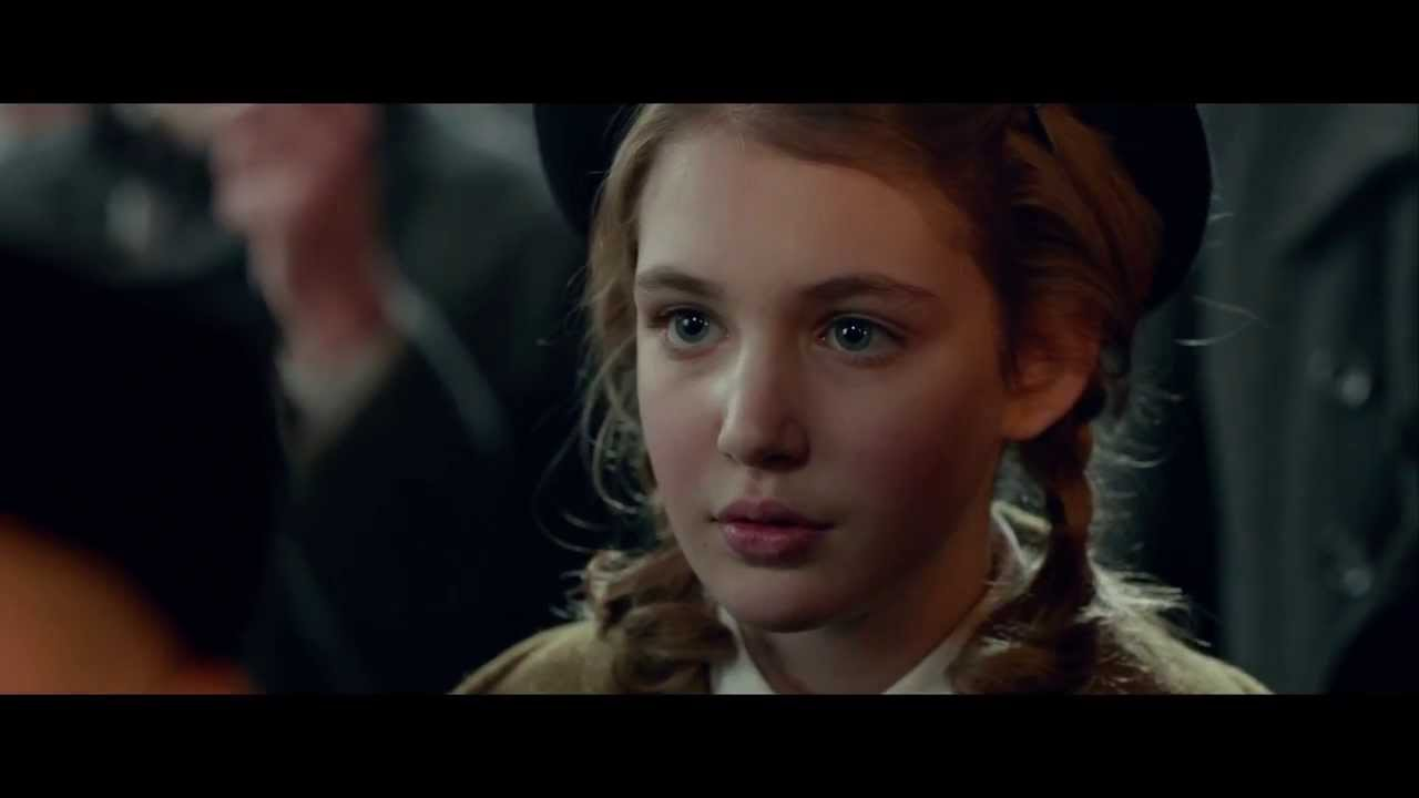 the book thief official trailer hd