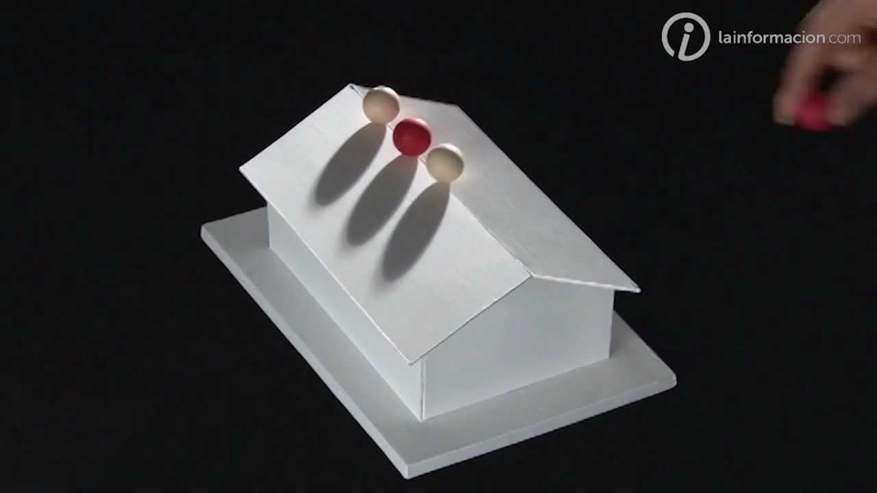 Optical Illusion Wallpaper Hd Kokichi Sugihara Impossible Rooftop Illusion Youtube