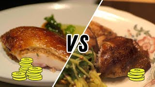 Roasted Chicken vs. Muy Thai Chicken | HIGH BROW VS. LOW BROW