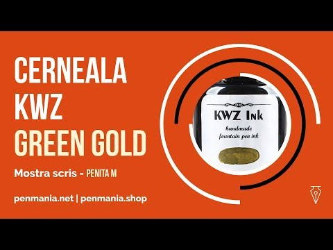 Cerneala KWZ - Green Gold