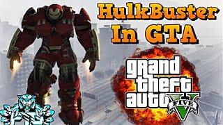 GTA 5: Mini HulkBuster Mod (Gameplay) + Download. NEW Iron Man PC Mod - FTG Gaming