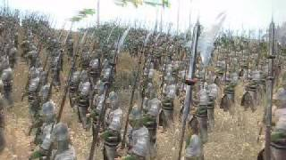 Battle of Kosovo 1389.