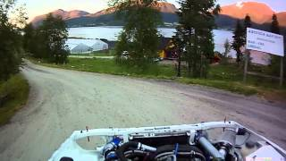 Volvo 360 first test drive