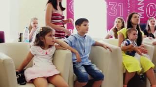 Шоу мыльных пузырей Екатерины Аникиной на детский праздник