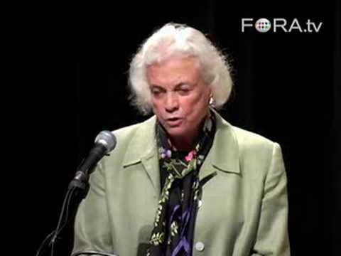 Sandra Day O'Connor on Activist Judges