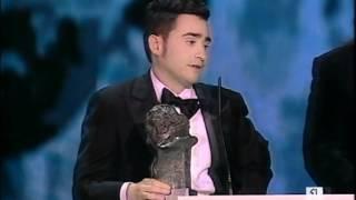 Premios Goya 2008 | J.A. Bayona Mejor Director Novel